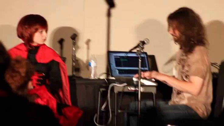 """RTX 2014 - Jeff and Casey Lee Williams - RWBY music panel """"Wings"""""""