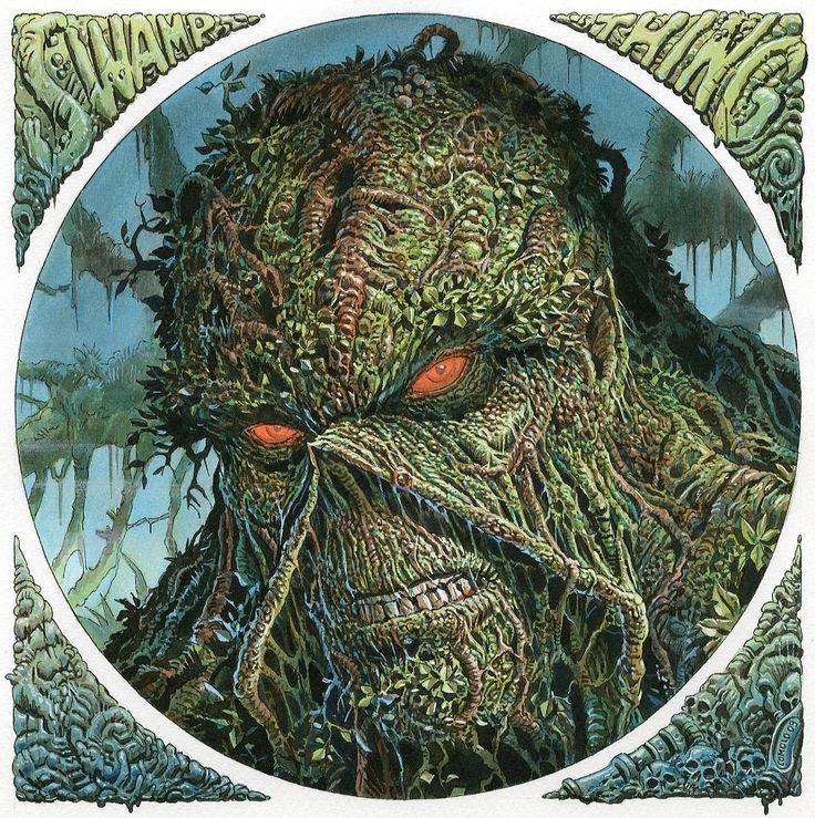swamp thing -