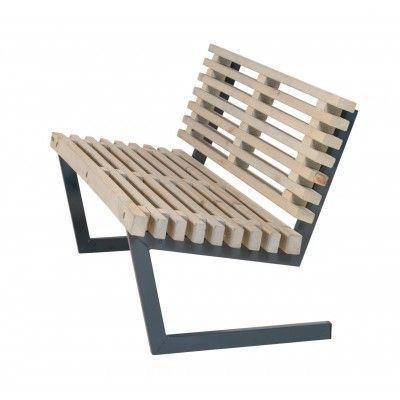 Woodinis Sofa Siesta Plus Als Garten Zweisitzsofa