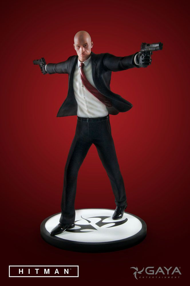 Hitman+statuette+Agent+47+Gaya+Entertainment