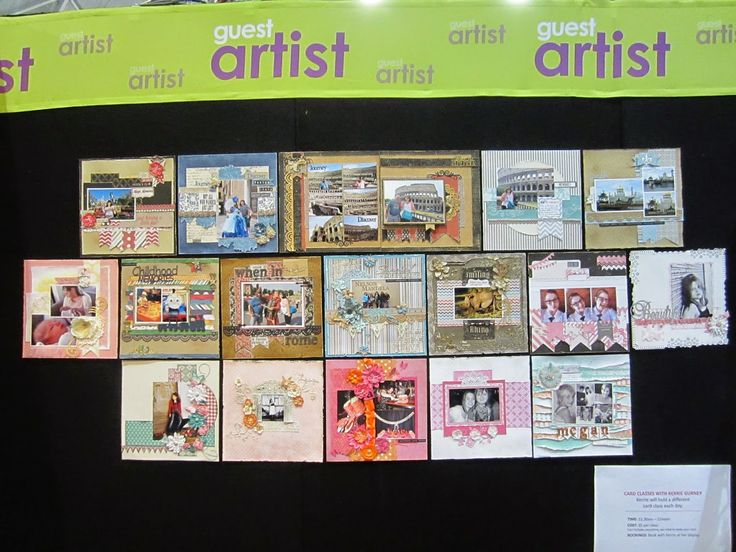 kerrie gurney [it's all about ME]: Craft & Quilt Fair Brisbane   Thank You