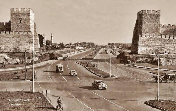 İstanbul -Topkapı 1960