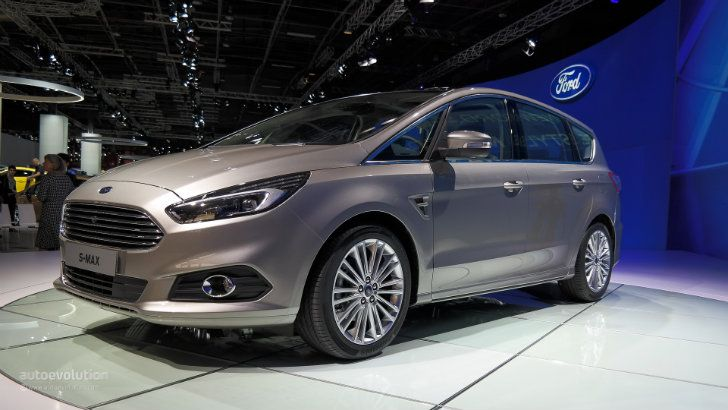 2015 Ford S-Max Is a Posh Family Hauler [Live Photos] http://www.autoevolution.com/news/2015-ford-s-max-is-a-posh-family-hauler-live-photos-87320.html