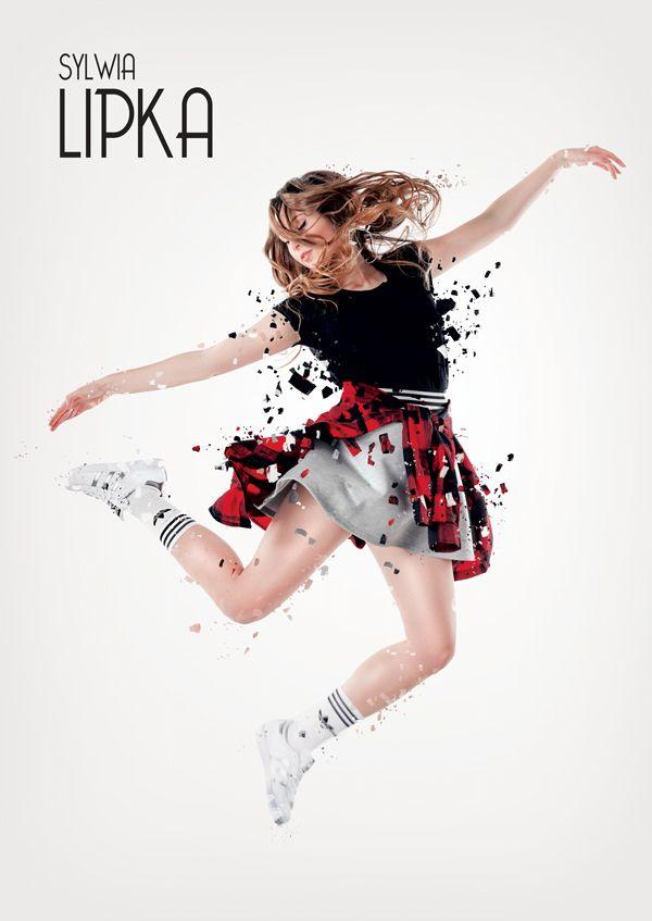 Plakat Sylwia Lipka z autografem (wersja 1)