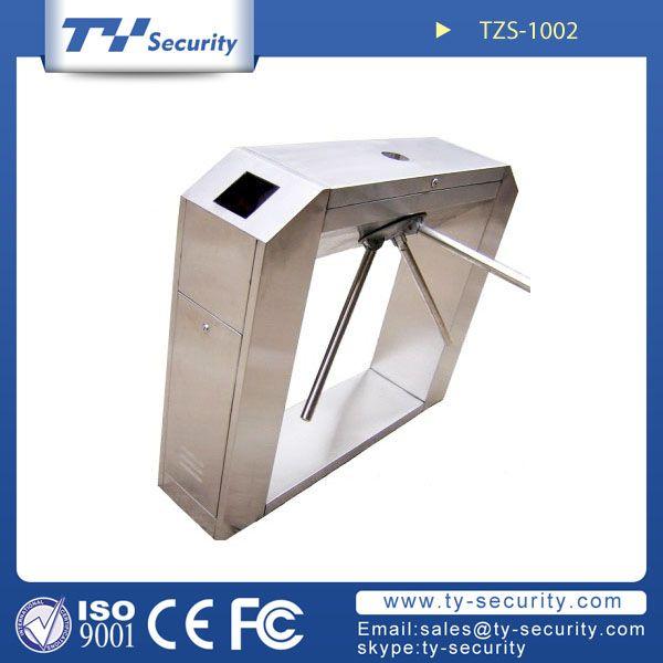 Bridge-type tripod turnstiles TZS-1002