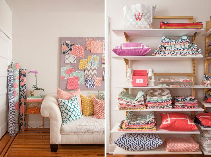 Catlin Wilson textiles