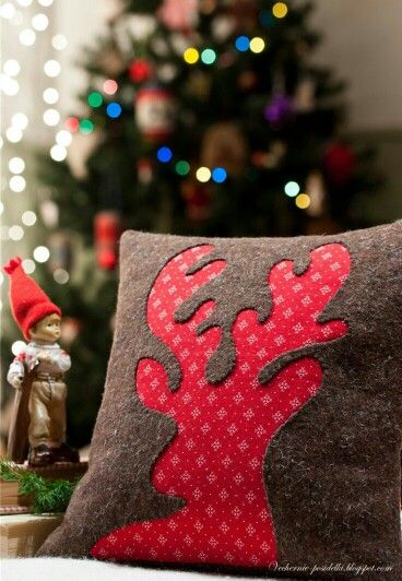 Christmas pillow                                                                                                                                                     Mehr