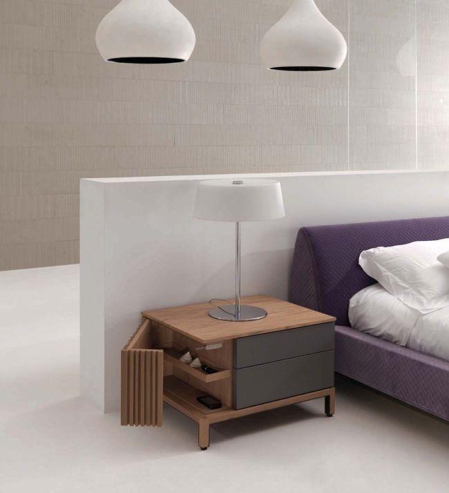14 besten Schlafzimmer Bilder auf Pinterest Betten, Holz und - designer nachttische schlafzimmer