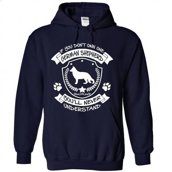 German Shepherd - #design shirts #custom hoodie. GET YOURS => https://www.sunfrog.com/Pets/German-Shepherd-9310-NavyBlue-Hoodie.html?60505