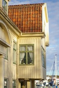 House in Marstrand, Sweden