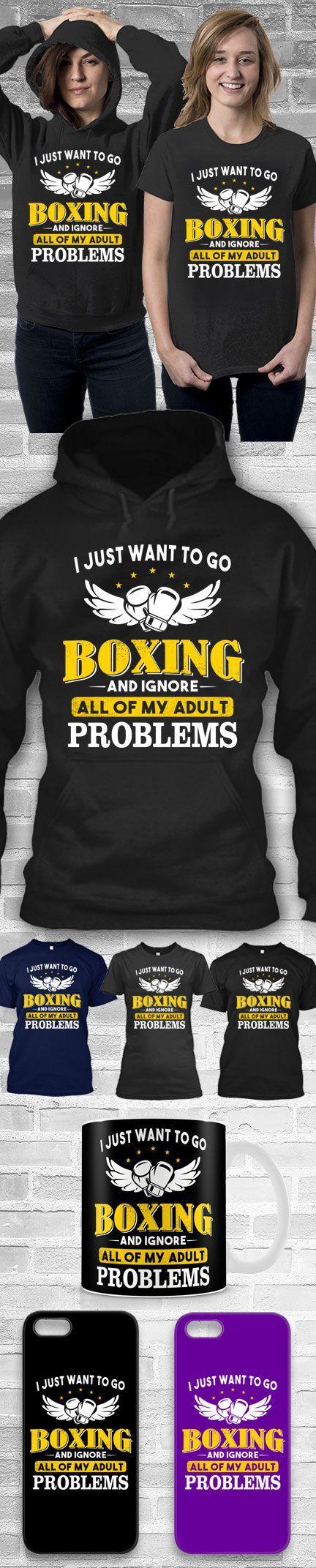 Ich möchte gerade gehen, Hemden zu boxen! Klicken Sie auf das Bild, um es jetzt zu kaufen, oder markieren Sie jemanden, für den Sie dies kaufen möchten. #Boxen