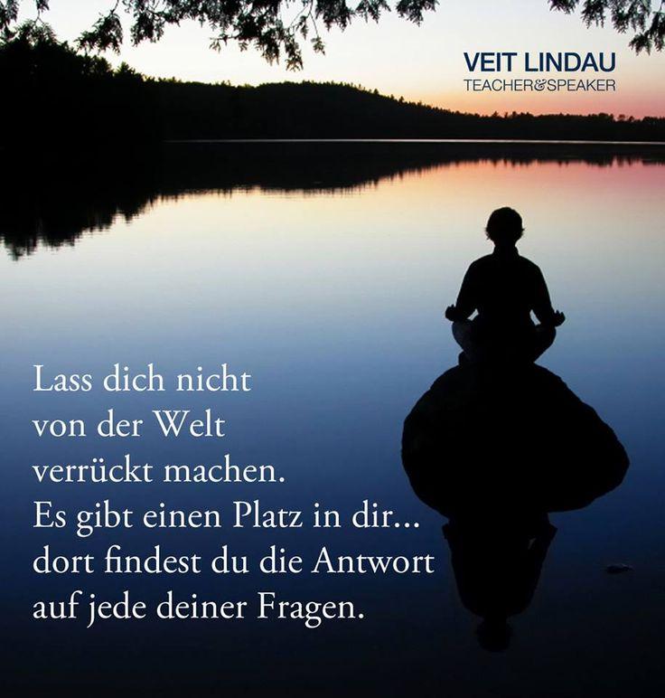 """Veit Lindau, wonderful Speaker and wonderful book """"Seelengevögelt"""". In uns ist bereits alles was wir brauchen."""