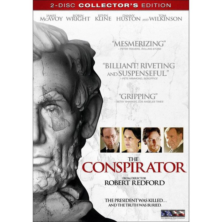 The Conspirator (Collector's Edition) (2 Discs) (dvd_video)