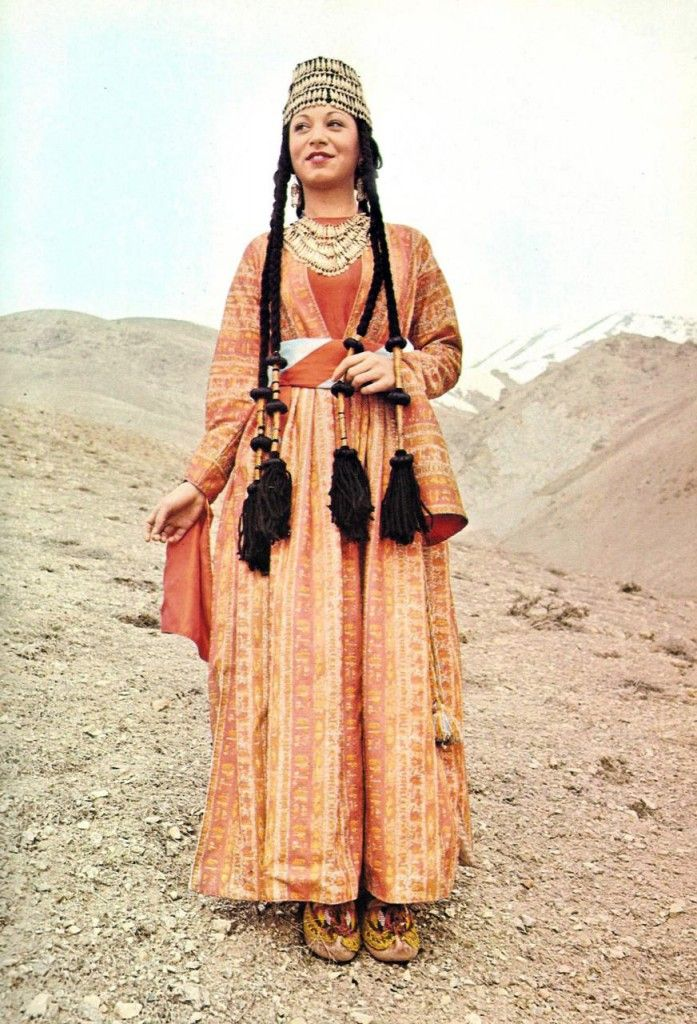 Traditional Armenian Attire