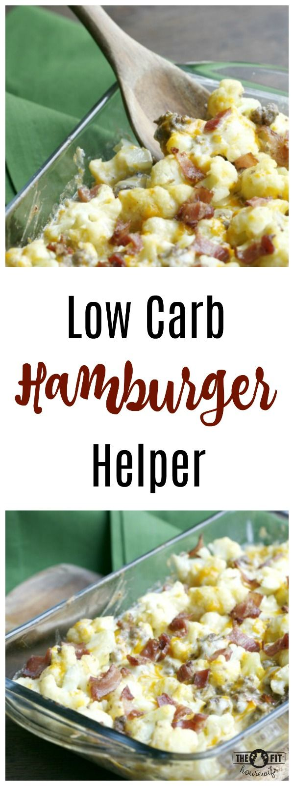 Low Carb Hamburger Helper. Make my delicious and low carb version! Low Carb, Keto, Gluten Free, Grain Free, Soy Free, Sugar Free