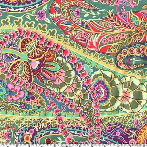 paisley: Patterns Fabrics, Kaff Fassett, Paisley Heart, Fabrics Patterns, Paisley Prints, Fassett Paisley, Paisley Patterns, Fassett Fabrics, Couch Cushions