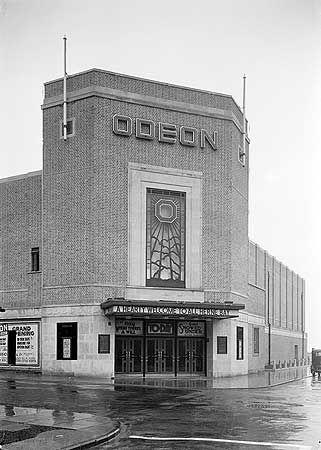 Odeon Cinema, Avenue Road, Herne Bay, Kent