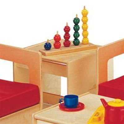 Jonti Craft Living Room End Table