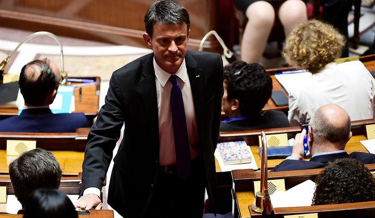 Manuel Valls à la tête d'une mission parlementaire sur la Nouvelle-Calédonie