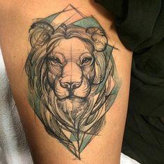 Tatuajes y bocetos, el estilo de Naomi Chi | OLDSKULL