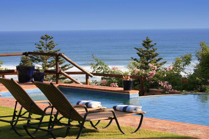 Sea & Pool View at The Boardwalk Lodge, Wilderness, Garden Route www.boardwalklodge.co.za