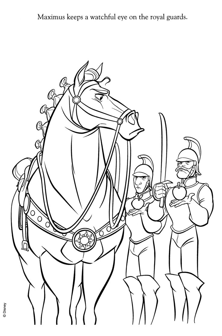 fin hopp pony coloring pages - photo#21