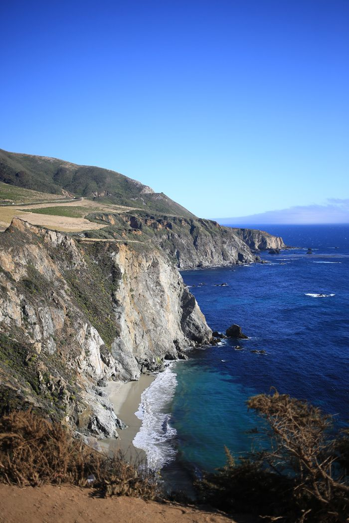 34Katy & Parker Go West - Pacific Coast Highway in California