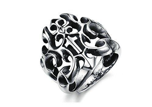 Mens Ring,Punk Style Ring,Rock Music Ring,Personalized Custom Engraving Services Free Engraving Rings Fashion Ring Titanium Ring Christmas Gift (8) (10) fashionlife http://www.amazon.com/dp/B013BCFOGI/ref=cm_sw_r_pi_dp_uMN8wb1ZFKN72