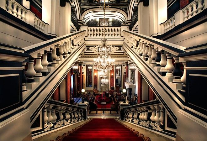The World´s Best Dressed Hotels