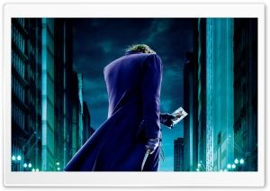 The Joker The Dark Knight HD Wide Wallpaper for Widescreen