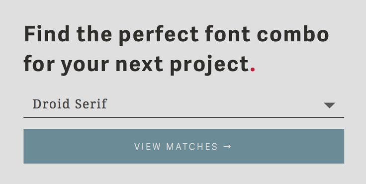 The Best Google Fonts for Websites and Design Projects