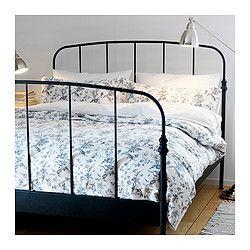 ALVINE KVIST Quilt cover and 4 pillowcases - 200x200/50x80 cm - IKEA