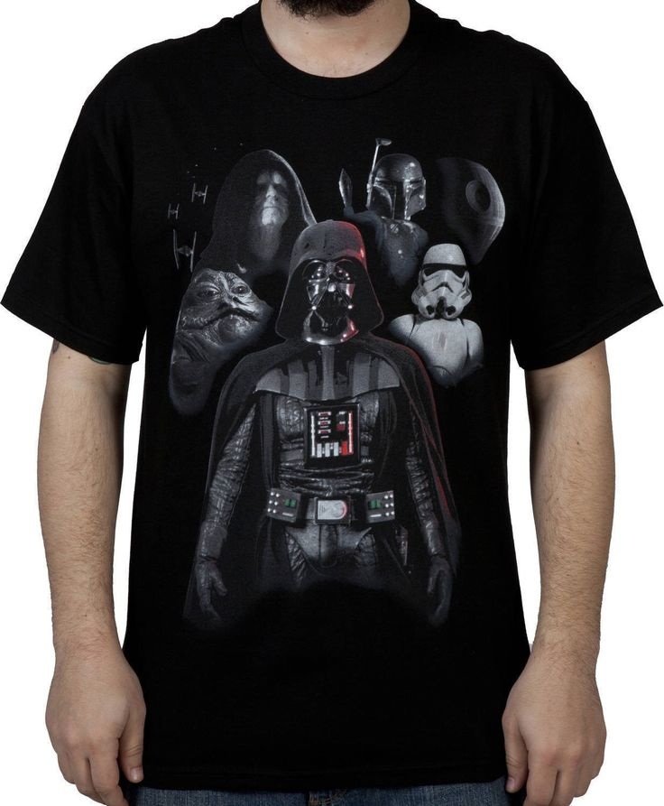 Bad Guys Star Wars Shirt: 80s Movies Star Wars, Darth Vader T-shirt