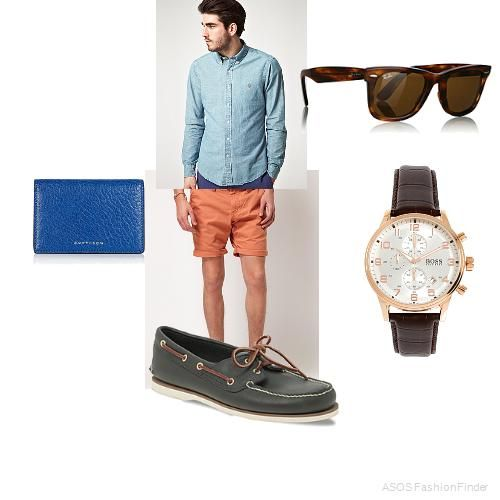 Men Summer Outfit Ideas
