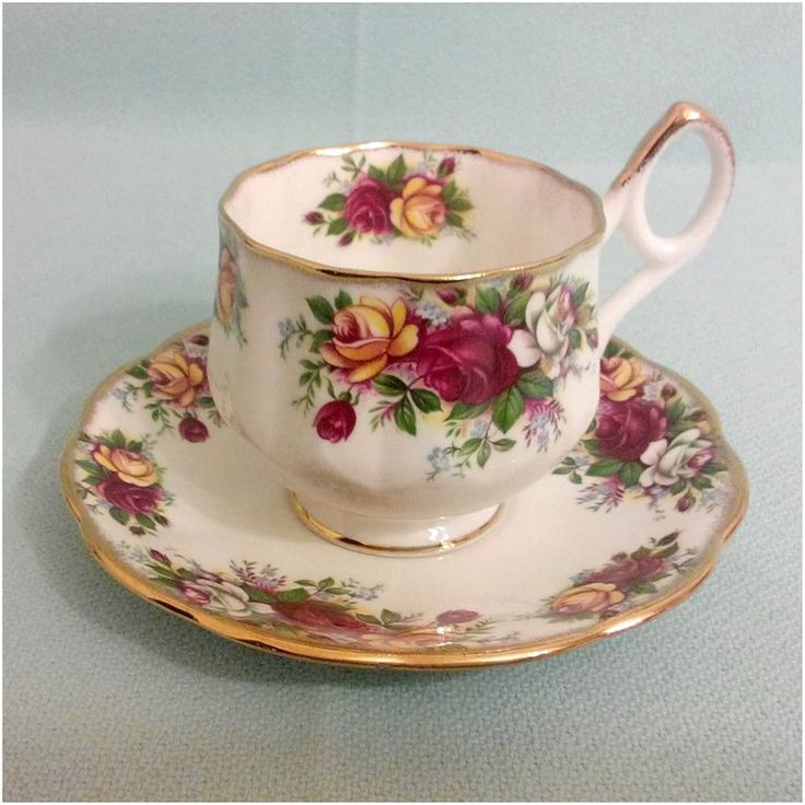 375 Best China Rosina Images On Pinterest Tea Cup Tea