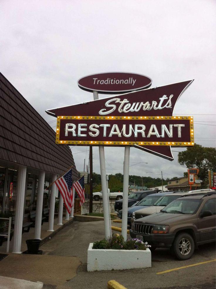 Stewarts Restaurant Lake Ozark Missouri