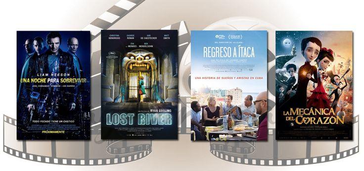 Estrenos de Cine de la Semana 17 de Abril