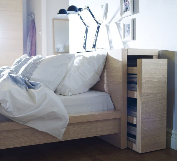 Ikea Tete De Lit Malm