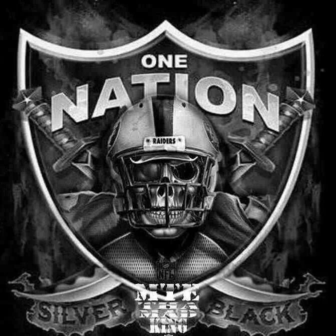 Oakland Raiders gotta win!  Up 14-3