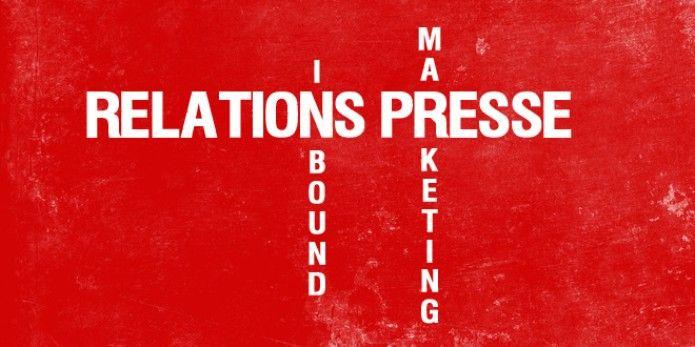 5 raisons d'intégrer les relations presse à votre inbound marketing #rp #inboundmarketing #vad