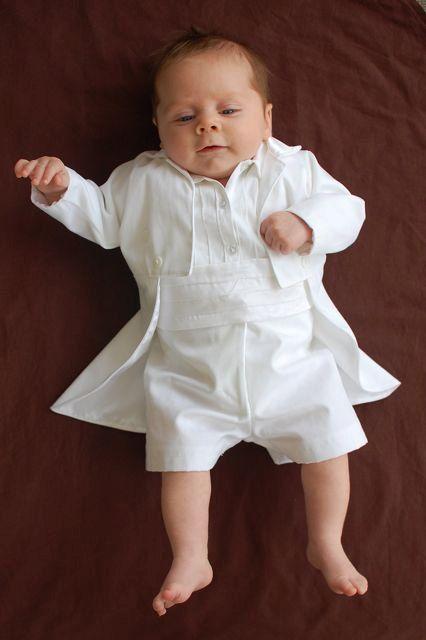 Medium Baby Tuxedo PDF INSTANT DOWNLOAD by twirlybirdpatterns