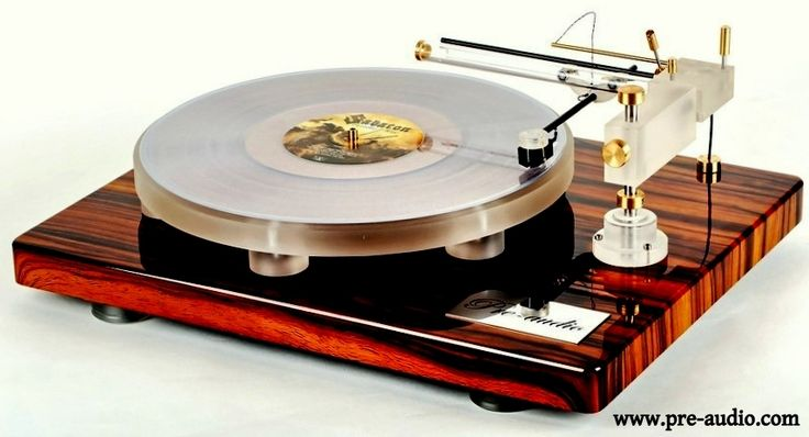 Tangential turntable with nice design and reasonable price.