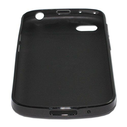 Buy Genuine BlackBerry Q10 Q-10 Soft Shell Case Cover hdw-50722-001 ACC-50724-001 - Black NEW for 10.62 USD | Reusell
