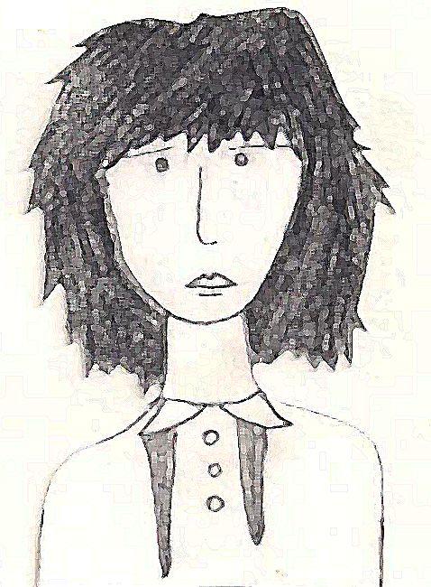 Patti smith (version 2) pinceladas