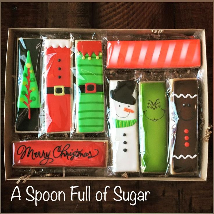 Christmas Cookie Sticks | A Spoon Full Of Sugar