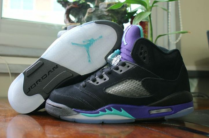 Nike Air Jordan 5 V Retro Bel Air Womens Shoes Black Blue  More discount: www.buy4fashion.com ig:linlucy3344 youtube:nice kicks6688 twitter:https://twitter.com/nicekicks6 tumblr:http://nicekicks68.tumblr.com/