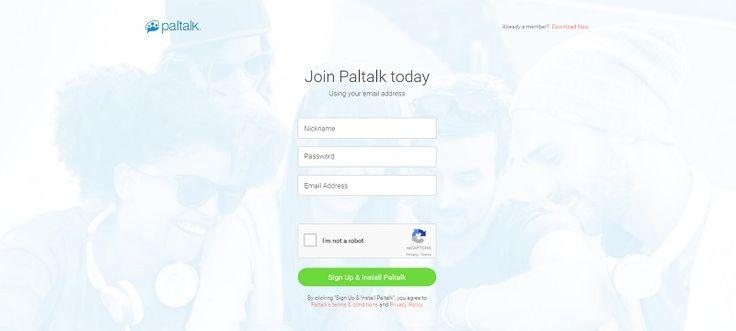 تحميل برنامج بالتوك Paltalk للكمبيوتر النسخة الأخيرة 2017 Paltak يعطيك إمكانية الحصول على رابط URL خاص لك كي تتمكن بالوصول أنت وأصدقائك إلى حسابك دون الحاجة إلى تحميل تطبيق البالتوك على جهازك أو هاتفك الذكي.