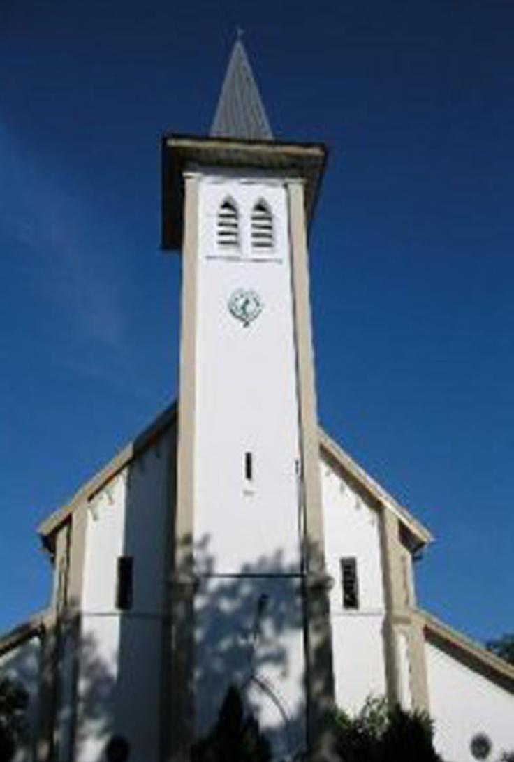 Gereja Katedral tahun 2007