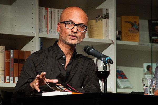 Jeet Thayil im Literaturhaus #litmuc13