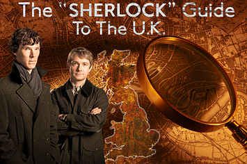 "The ""Sherlock"" Guide To The U.K."